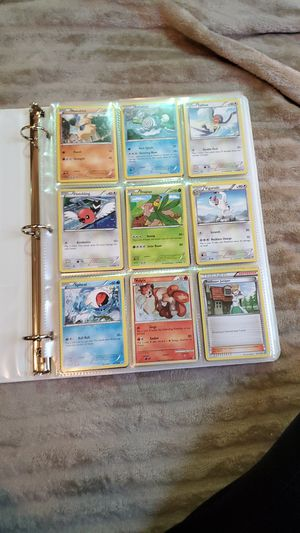 Pokemon card collection lot 3 for Sale in Edgewood, WA