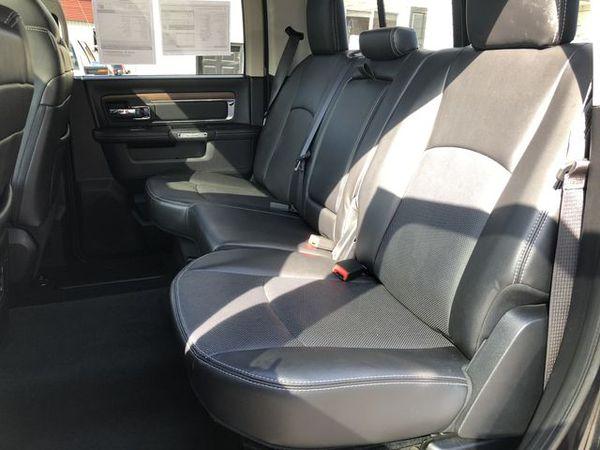 2016 Ram 1500 Crew Cab