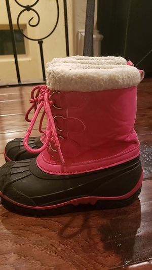 Gymboree rain or snow boot. Kid size 12. Hardly use. $15 obo. for Sale in Arlington, TX