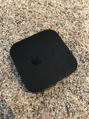 Apple TV 4th Generation for Sale in Bonney Lake, WA