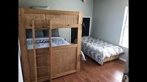 Heavy duty bunk beds. 3 beds for Sale in Deltona, FL