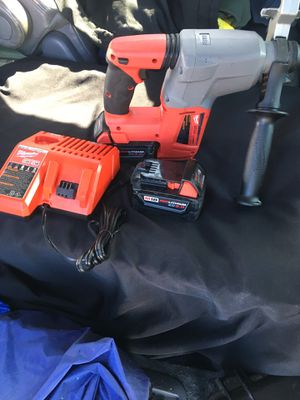 Milwaukee rotary hammer m18 for Sale in San Jose, CA
