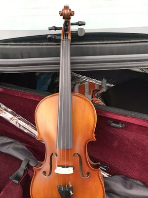 Brand New Acoustic Electric Violin with Case,Bow and Rosin for Sale in Mount Juliet, TN