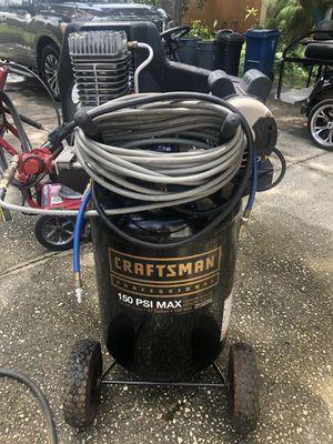 Craftsman Compressor for Sale in Safety Harbor, FL