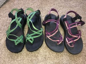 Women's size 10 chacos for Sale in Valrico, FL
