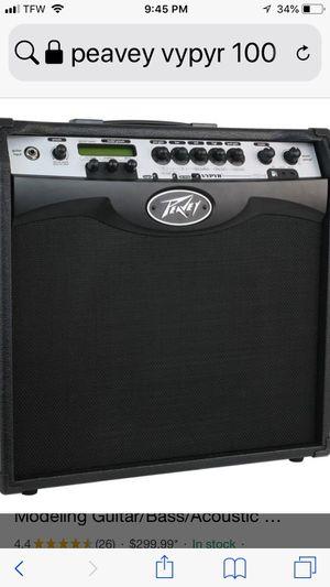 Peavy Vypyr (vip3) 100 watt amp for Sale in Kingsport, TN