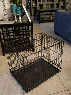 Medium foldable kennel dog for Sale in Goodyear,  AZ