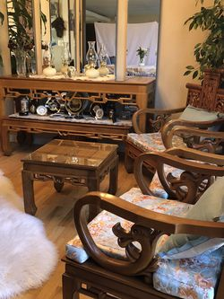 Hand Maid Wooden Couch Guest Room Set for Sale in Bellevue,  WA