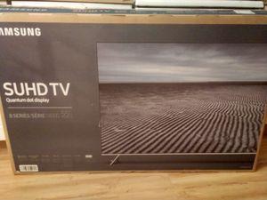 """55"""" Samsung suhd hdr smart TV un55ks8000/PLEASE READ for Sale in North Chesterfield, VA"""