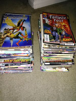 160 comic books dc,marvel and others great condition with sleeves for Sale in Norcross, GA
