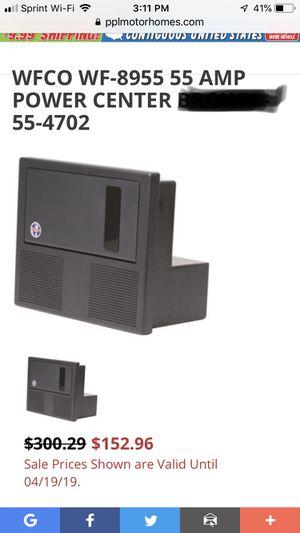 Arterra WF-8955PEC RV Power Converter/Charger for Sale in Kemp, TX