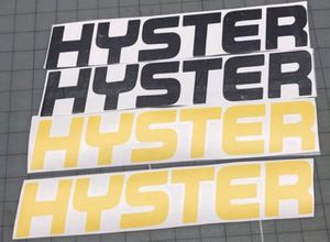 Hyster forklift decals stickers for Sale in Montebello, CA