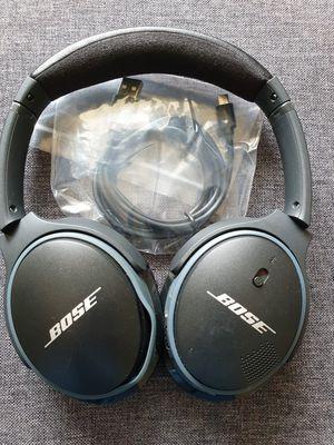 Bose Soundlink Around Ear ii 2 Headphones - Black for Sale in Burbank, IL