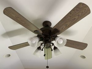Hampton Bay Ceiling Fan for Sale in Waltham, MA
