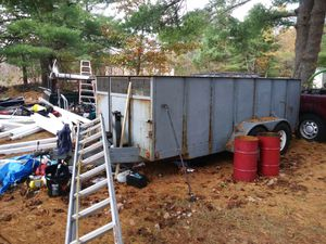 Utility trailer for Sale in Wilmington, MA