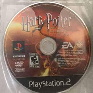 Harry Potter and the goblet of fire for ps2 for Sale in Houston, TX