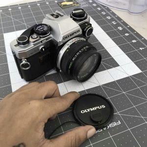 OLYMPUS OM Camera/SLR Vintage for Sale in Simi Valley, CA