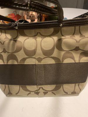 Coach purse almost new for Sale in Dallas, TX