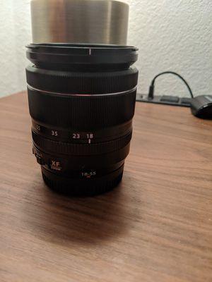 Fujifilm Fujinon Lens XF 18-55mm F2.8-4.0 Zoom for Sale in Cape Coral, FL