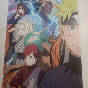 Anime Posters - Naruto Shippuden #9 for Sale in Lakewood, CA