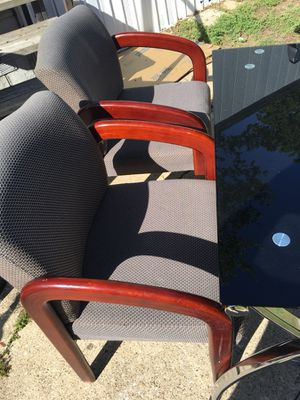 Chairs for patio or office for Sale in Dallas, TX