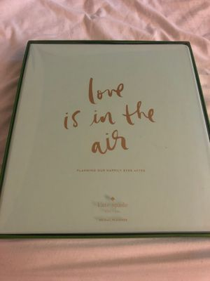 Bridal Planner - Kate Spade for Sale in Parsippany, NJ