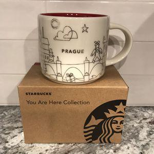 Starbucks YAH Mug Prague Xmas 2017 for Sale in Stone Ridge, VA