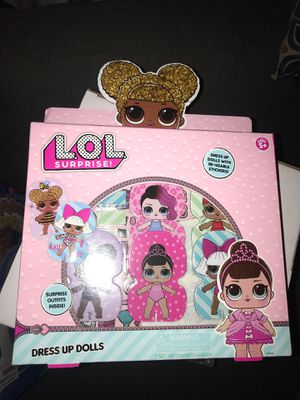 LOL Suprise toy Dress Up Dolls for Sale in Carson, CA
