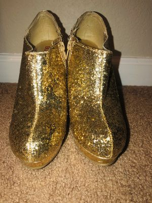 Bongo Glitterly High Heels for Sale in Maumelle, AR