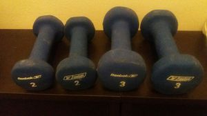 Reebok Dumbbells for Sale in Alexandria, VA