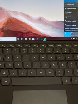 Surface Pro 7 With Keyboard And Pen for Sale in Central City,  CO