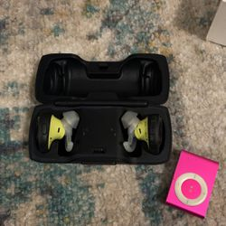 iPod Shuffle And Bose Headphones Offer Up for Sale in East Los Angeles,  CA