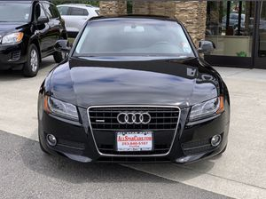 2009 Audi A5 AWD Coupe for Sale in Puyallup, WA