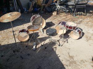 drum set for Sale in Collinsville, IL