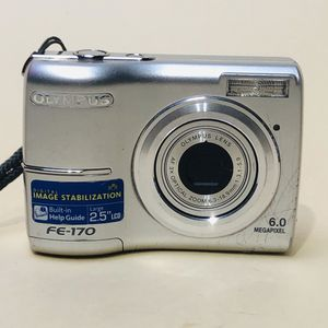 Olympus FE-170 digital camera for Sale in Tenino, WA