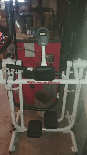 FITNESS FLYER by Guthy Renker Exercise Machine for Sale in Westborough, MA