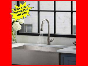 Kohler Simplice Pulldown Kitchen Faucet in Brushed Nickel NEW for Sale in Sunrise, FL