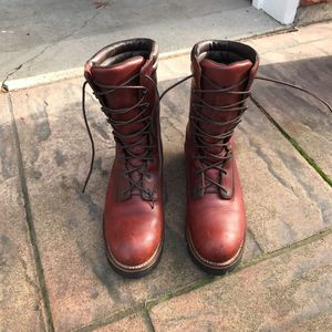 Logger Style Work Boots for Sale in Bothell, WA