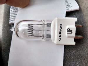 Brand new Osram BHC/DYS/DYV 600W 120V GZ9.5 Projector bulb. for Sale in New Caney, TX
