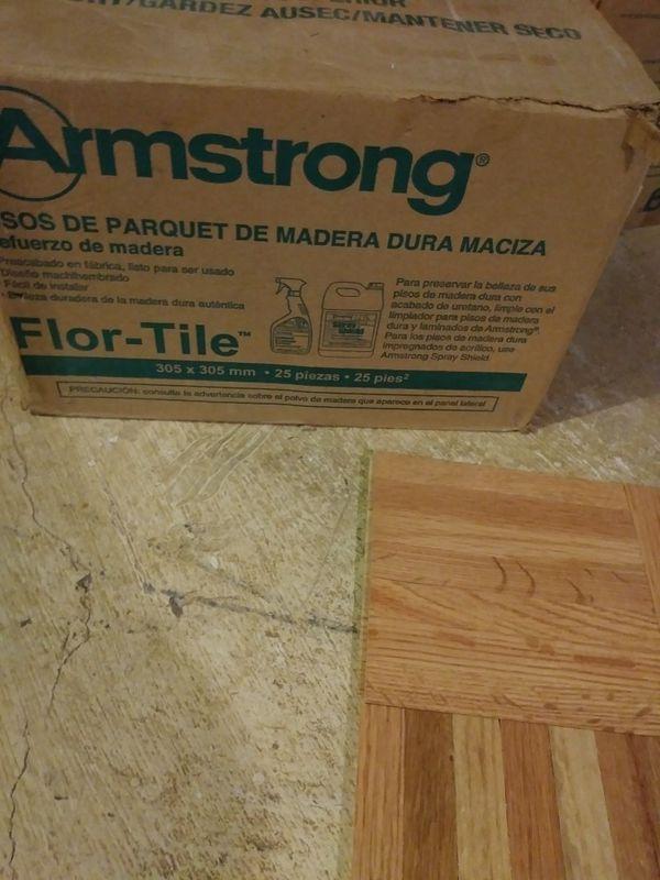 Armstrong floor