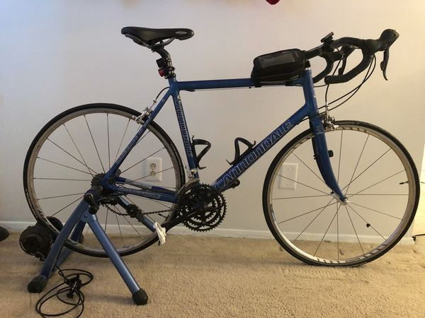 Cannondale road bike size L