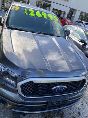 2019 Ford ranger for Sale in Ocala, FL