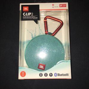 JBL CLIP 2 Bluetooth Speaker for Sale in Los Angeles, CA