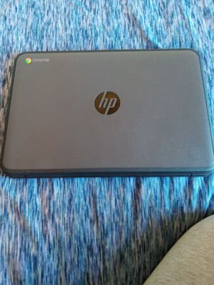 Hp chromebook 11 g5 with charger for Sale in Reedsville, WV