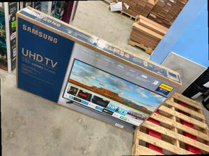 Samsung 55 inch tv nu6900 😎😎😎 E5 for Sale in West Covina, CA