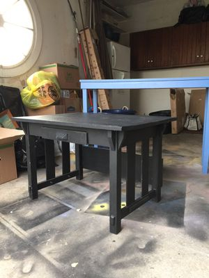 Mission style table for Sale in Alexandria, VA