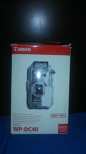 Underwater digital camera case for Sale in East Providence, RI
