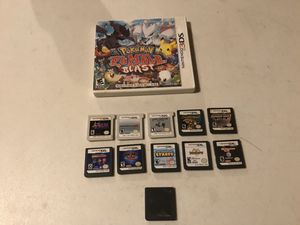 Nintendo 3DS DS games Pokemon Mario Zelda Fire Emblem for Sale in Bakersfield, CA