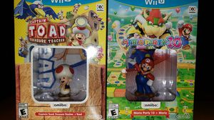 Brand NEW Nintendo Wii U Games for Sale in Baytown, TX