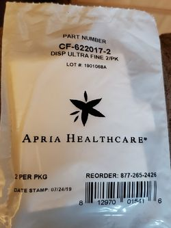 CPAP Filters FREE,FREE,FREE for Sale in Tacoma,  WA